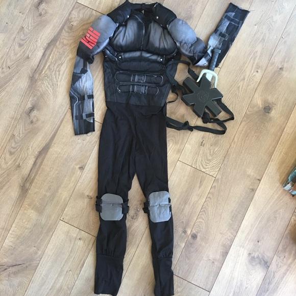Black Ninja - G.I. Joe Kids Costume & Costumes | Black Ninja Gi Joe Kids Costume | Poshmark